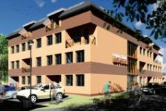 Studie komunitního domu pro seniory v Ostravě-Michálkovicích